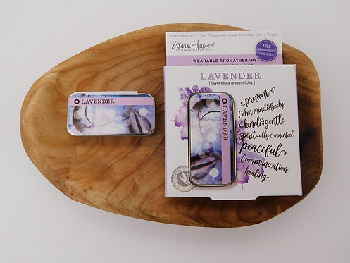 Wearable Aromatherapy (Lavender)