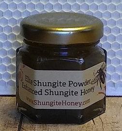 Organic Shungite Honey (Raw)