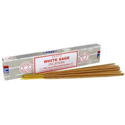 "Nag Champa ""White Sage"" Incense"