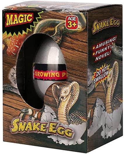 Magic Snake Egg