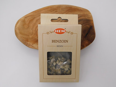 Benzoin Resin (30 grams)