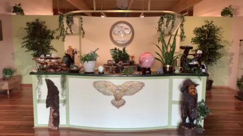 Mystical Wares Store Tour
