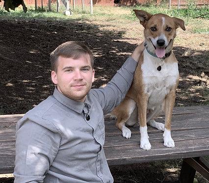 Shungite Pet Pendant/Keychain