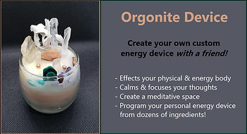 Custome Orgone Device