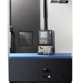 Expanded Capabilities – Doosan V8300 Vertical turning center
