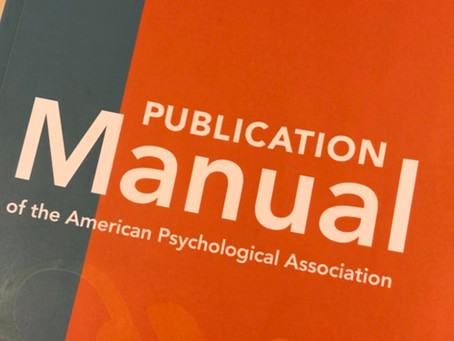 APA 7th Edition Quick Guide and Table Templates