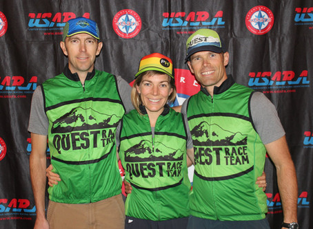 USARA Nationals- Highs and Lows in the Hilliest Part of Indiana - Quest Takes 4th Place