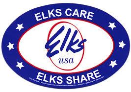 Elks Care Elks Share
