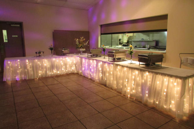 Hall & Catering