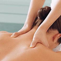 Back, Neck & Shoulder Massage - Skin Care Reigate