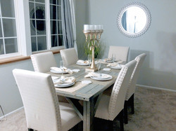 Bremerton Home Staging Dining