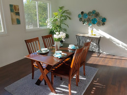 Bremerton Home Staging Dining Room