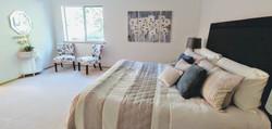 Gig Harbor WA Bedroom Home Staging