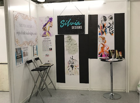 We had the honour to exhibit at Olympia Beauty Oct 2017