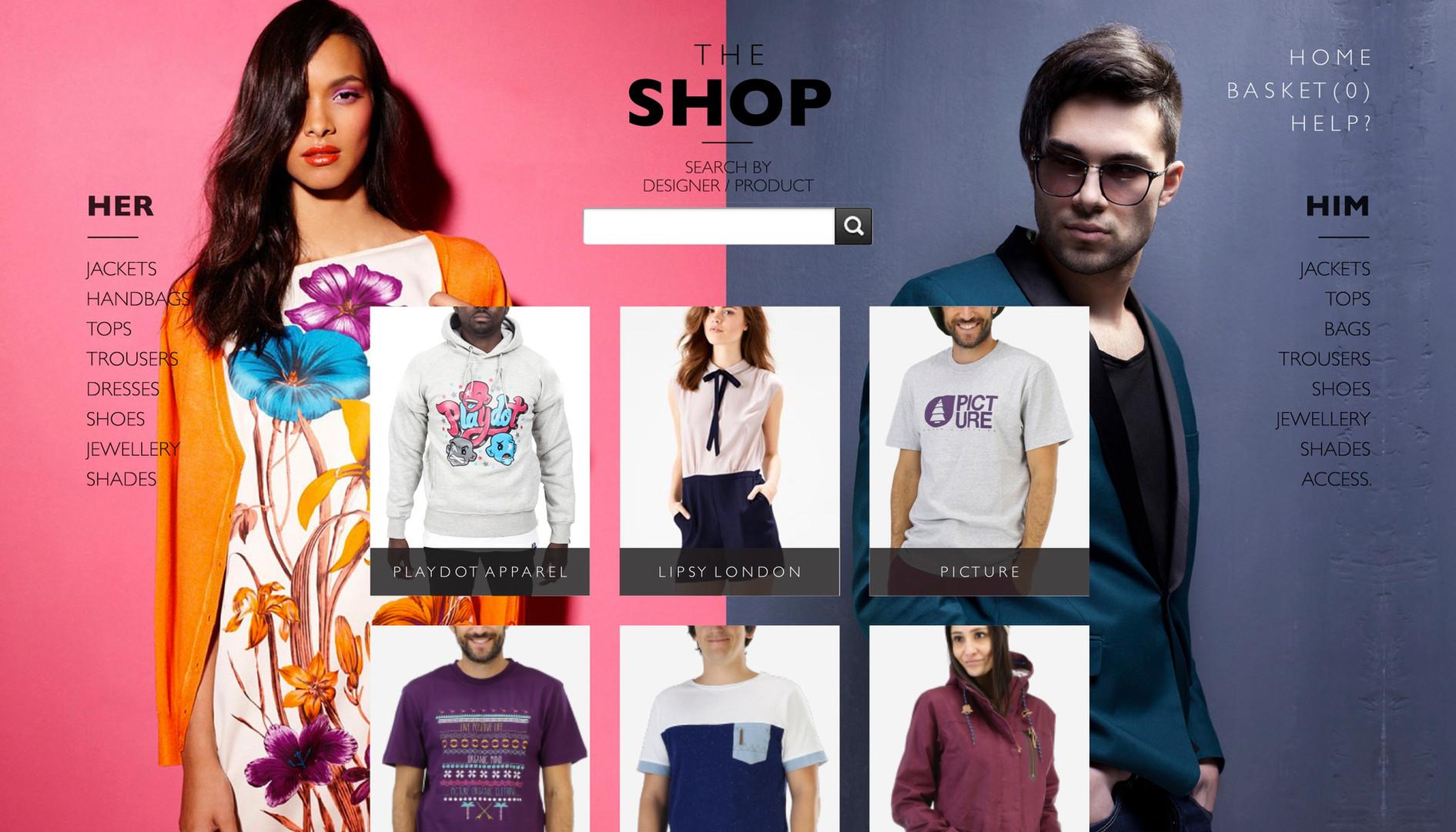Web design by Lorenzo Barbieri