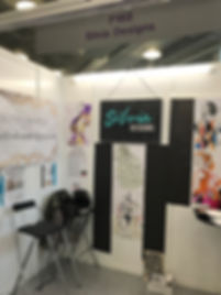 Silvia Designs Exhibition London Olympia