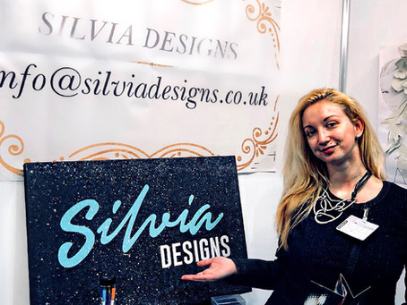 Throwback to our stand at The Scottish Wedding Show 2018