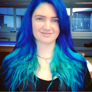 Ocean Mermaid Hair Dye - The Night Kitty
