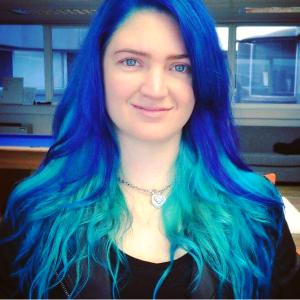 Ocean Mermaid Hair Dye - The Night Kitty