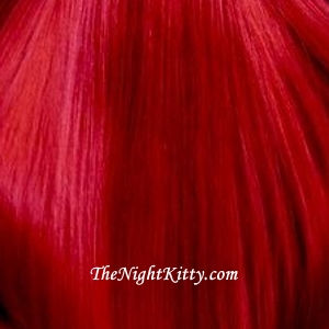 Red Hair Dye - The Night Kitty