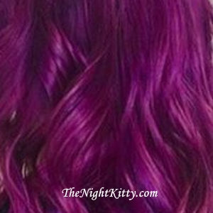 Orchid Hair Dye - The Night Kitty
