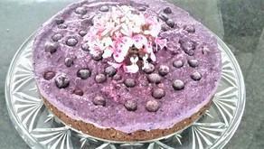 Super Healthy Frozen Cake