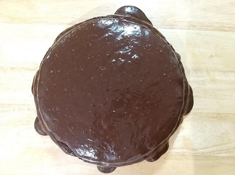 Keto chocolate cake