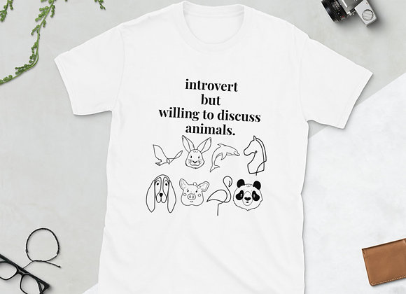 Animal -T-Shirt - PX Collection