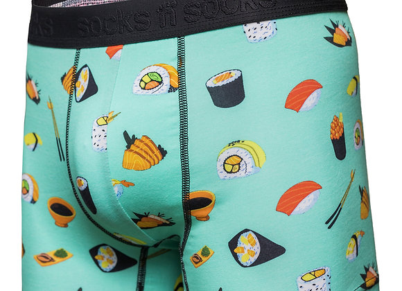 Men's Sushi Time Boxer Brief