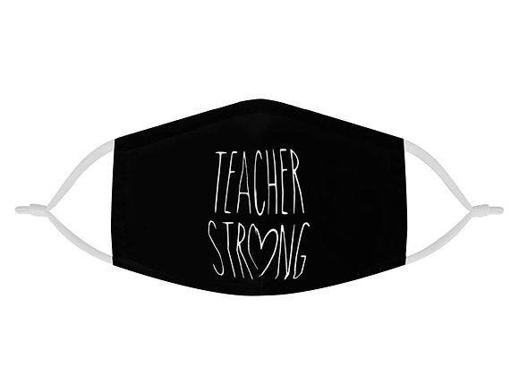 Teacher Strong Face Cover