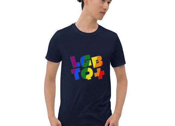 LGBTQ and Proud T-Shirt