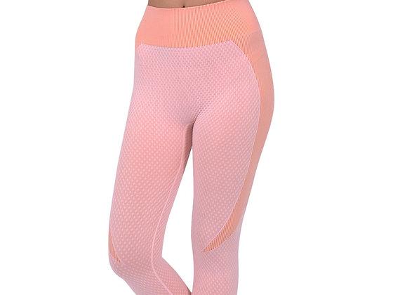 Trois Seamless Legging - Pink