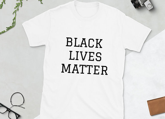 BLM - Short-Sleeve Unisex T-Shirt - PX Collection