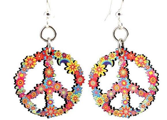 Blossom Peace Earrings