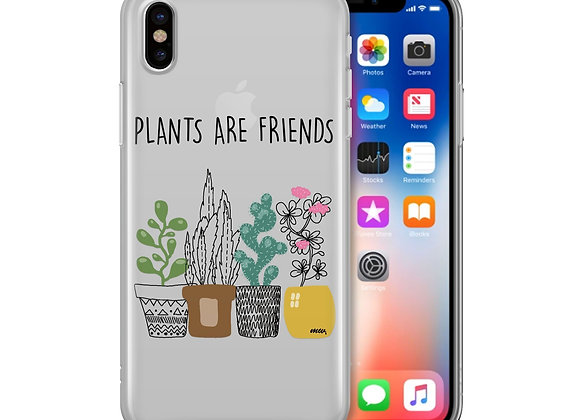 Plants Are Friends Case Cover