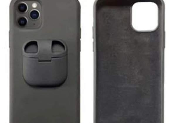 2-in-1 iPhone and Airpod Case