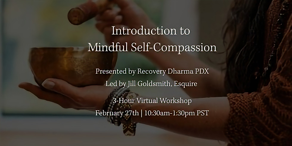 Introduction to Mindful Self-Compassion