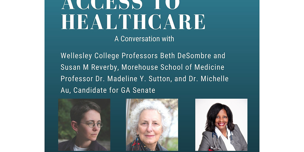 Disparities in Access to Healthcare Discussion Panel