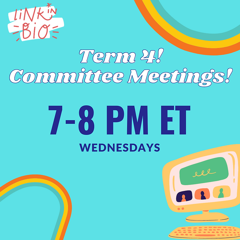CPE Wednesday Committee Meeting