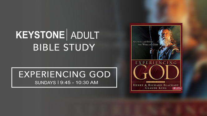 Experiencing God Study
