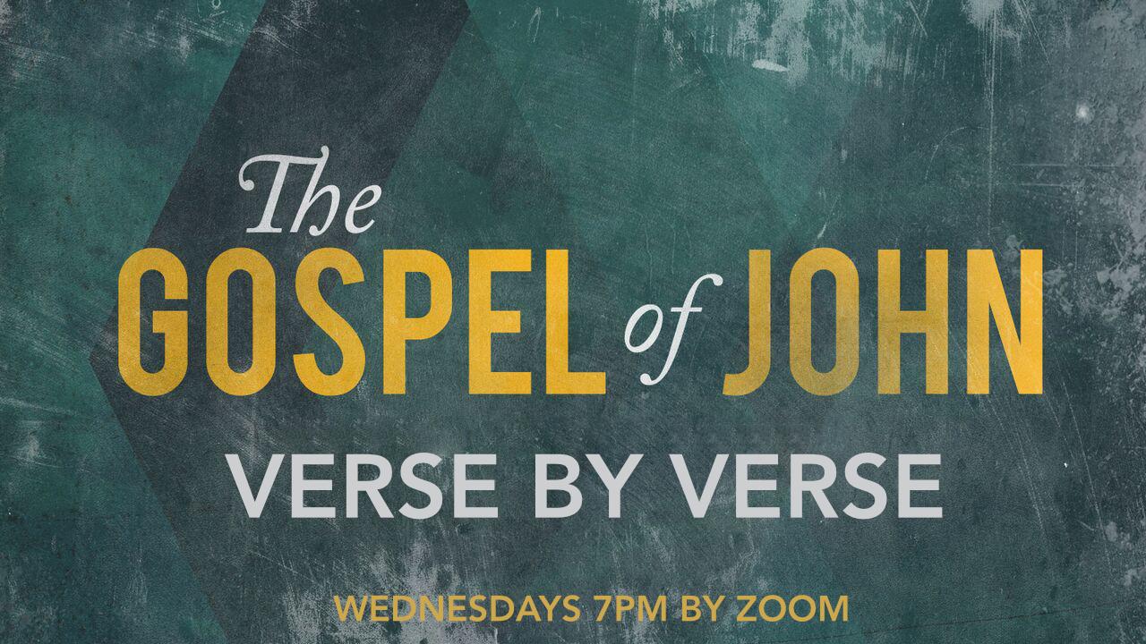 John Verse by Verse Bible Study
