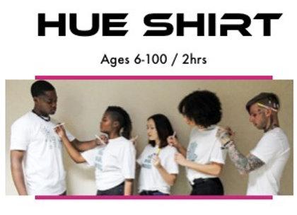 Hue Shirt Party