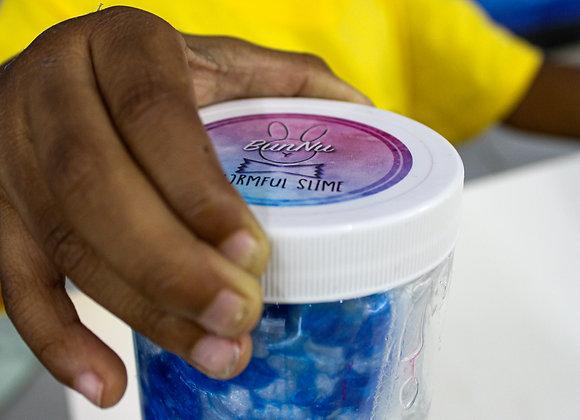 Bunnujo Charmful Slime Kits-Blue