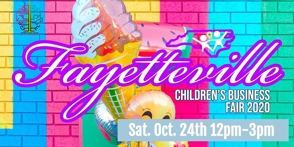 Fayetteville Children's Business Fair