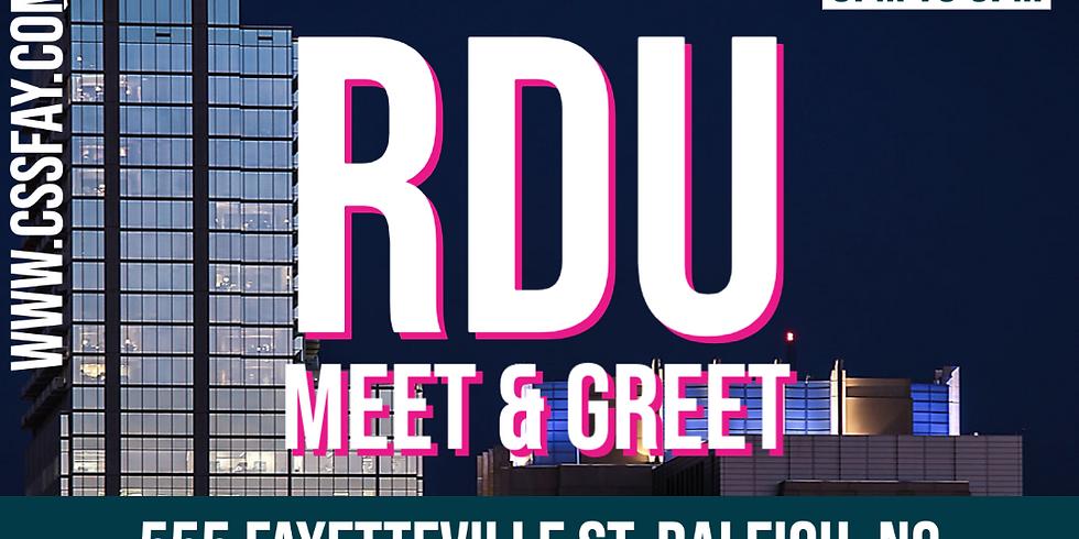 RDU Meet & Greet