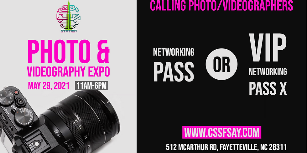Let's Network Photo & Videography Expo