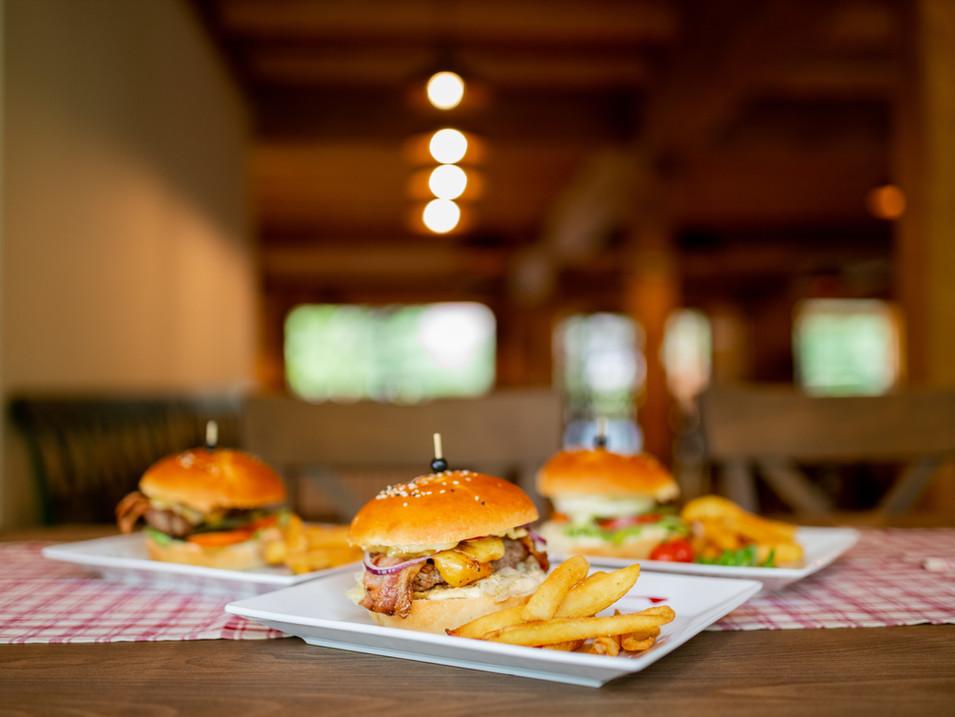 Koliba burger