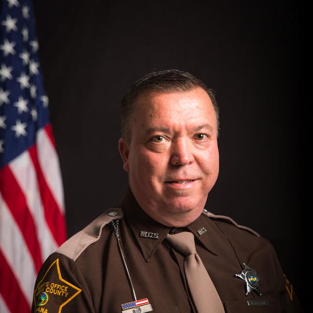Deputy D. Poston