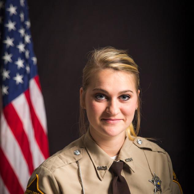 Jail Officer T. Thrasher