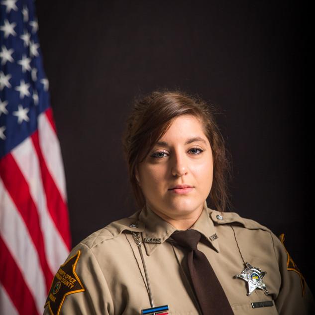 Jail Officer M. Pierson